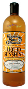 Liquid Sunshine Organic Cleaner