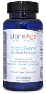 MigraGone Supplement for Migraines