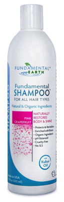 Fundamental Pink Grapefruit Shampoo
