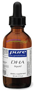 Pure Encapsulations Liquid DHA