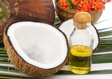 coconut oil for oil pulling